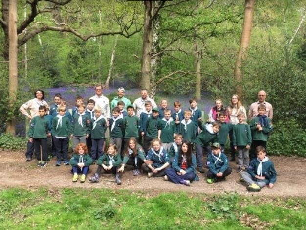 The First Bovingdon Scout Group has received support from the fund
