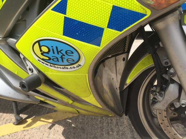 BikeSafe is a national police-led motorcycle initiative