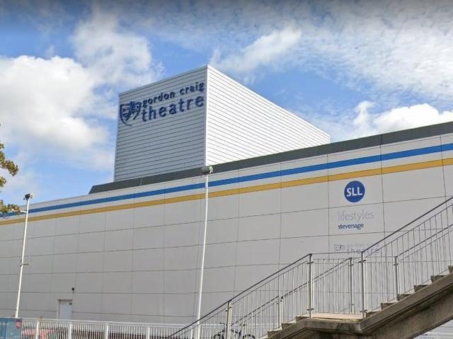 Gordon Craig Theatre, in Stevenage.