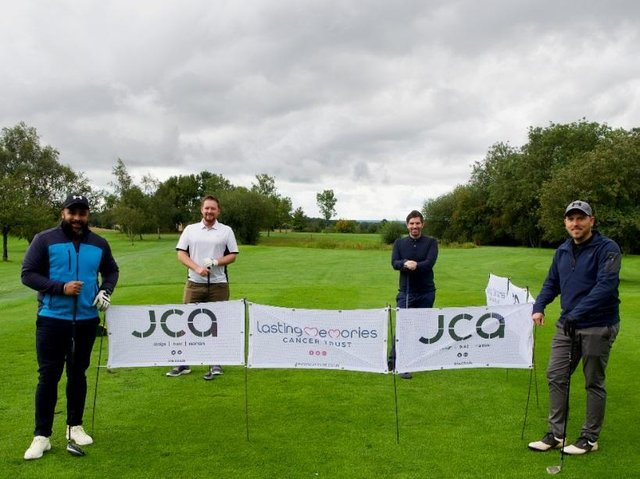 Charity calls for Hertfordshire golfers to tee off to help local people affected by cancer