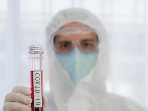 Coronavirus stock image