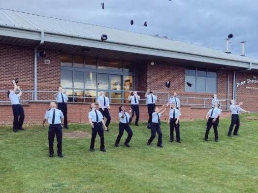 Hertfordshire Constabulary welcomed 14 new Special Constables in May