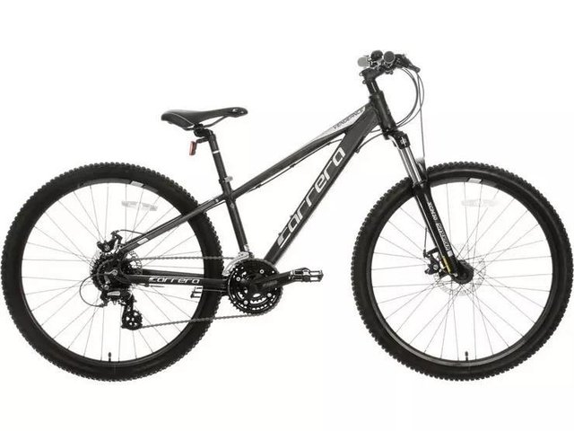 Police have released this image of a bike that is very similar to the one owned by the victim, but the victim's bike has distinctive purple handlebars