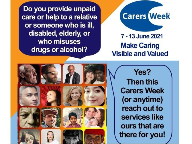 Making caring visible and valued in Hertfordshire