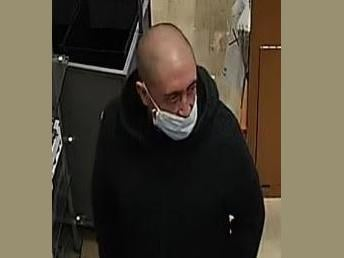 Police have released the CCTV image of a man they would like to identify