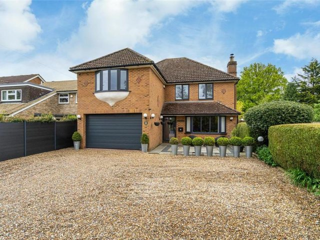 This Hemel Hempstead home with its own swimming pool is on the market for 1,100,000
