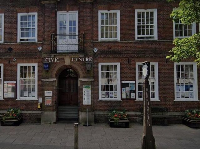 Berkhamsted Town Council, Civic Centre