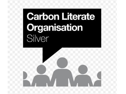 Dacorum becomes first Silver level Carbon Literate borough council