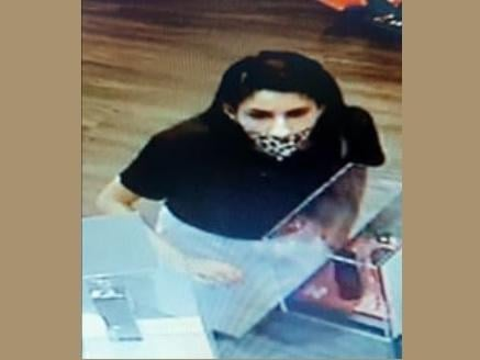 Police have released a CCTV image of a woman they would like to speak to