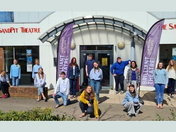Brilliant Theatre Arts is just one of ten groups out of over 150 that have been selected