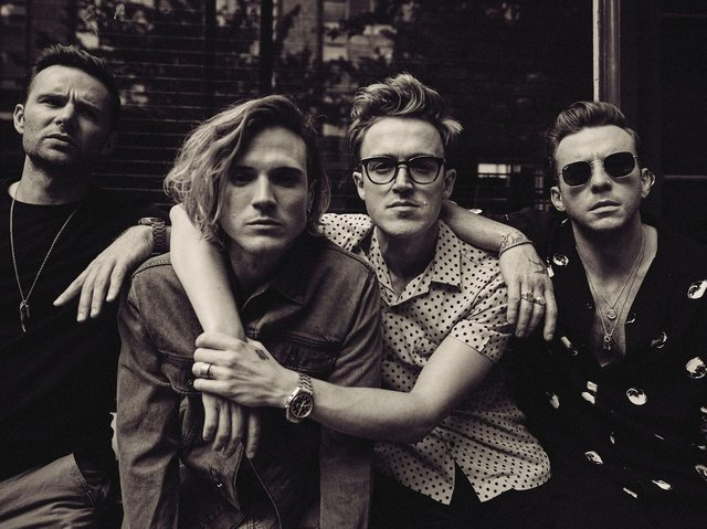 McFly top the bill at Ampthill Festival