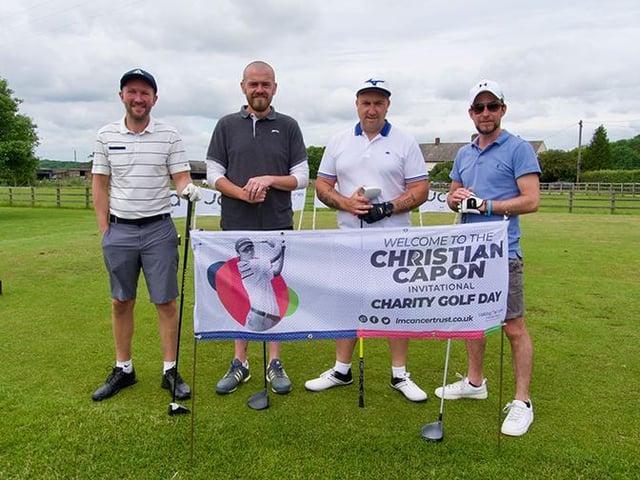 Christian Capon Golf Day 2021