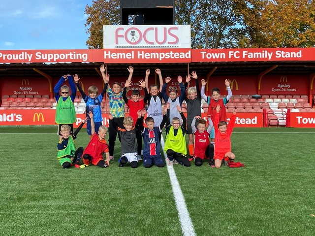 ProFormance Pathways delivered the camps as part of the HAPpy programme during the Easter break