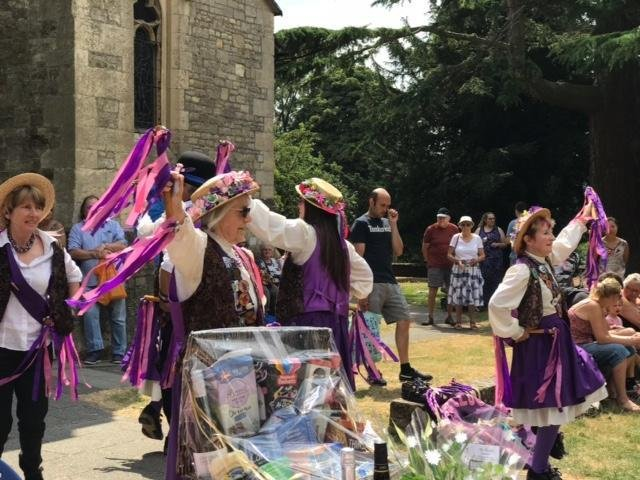 Photos from the summer fête in 2018