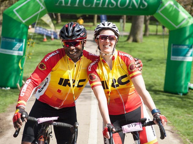 Hemel Hillbuster cycling event returns this month