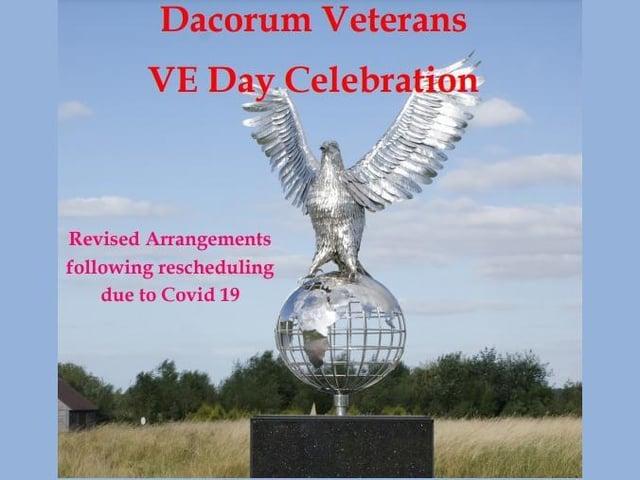 Dacorum Veterans VE Day Celebration