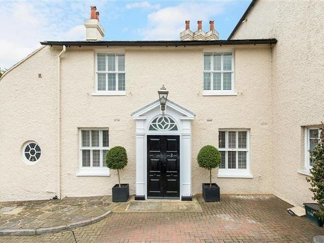 This Grade II listed four bedroom home in Berkhamsted is on the market