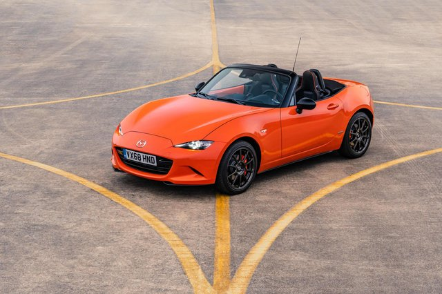Average premium: £334.12. Mazda's evergreen roadster is an absolute blast on the open road but proves that big thrills don't have to come with big bills
