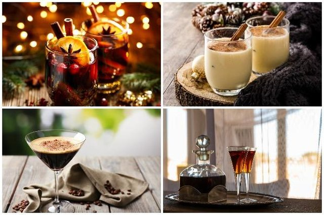 These are the UK's top 10 festive tipples